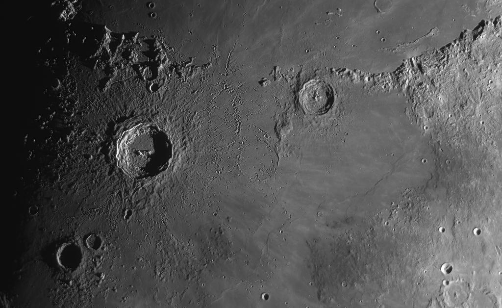 Copernicus ja Eratosthenes