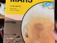 Kätevänkokoinen koulukartasto Marsista