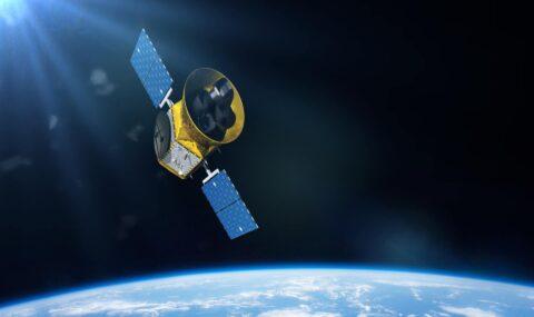 Geostationaariset satelliitit kirkastuvat