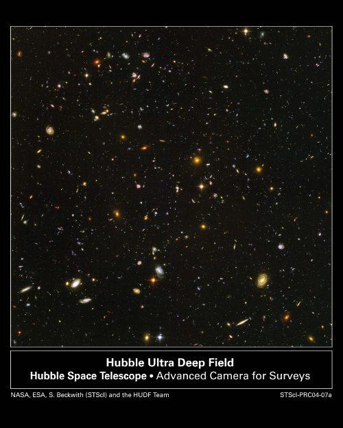 Maailmankaikkeus Ikä